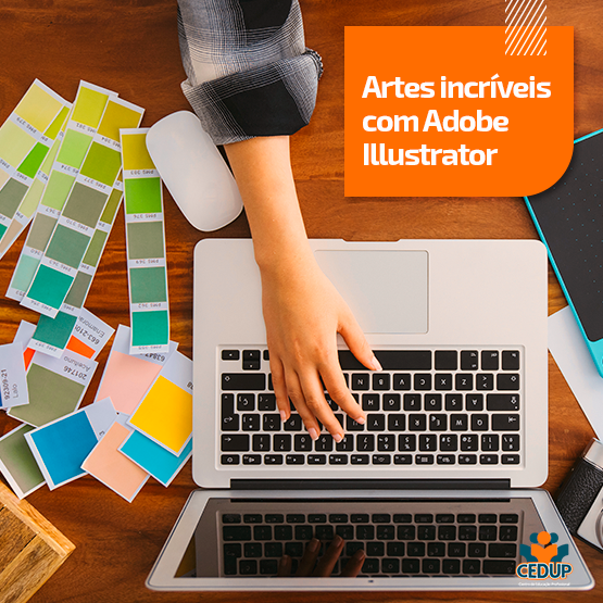 Artes Incríveis com Adobe Illustrator